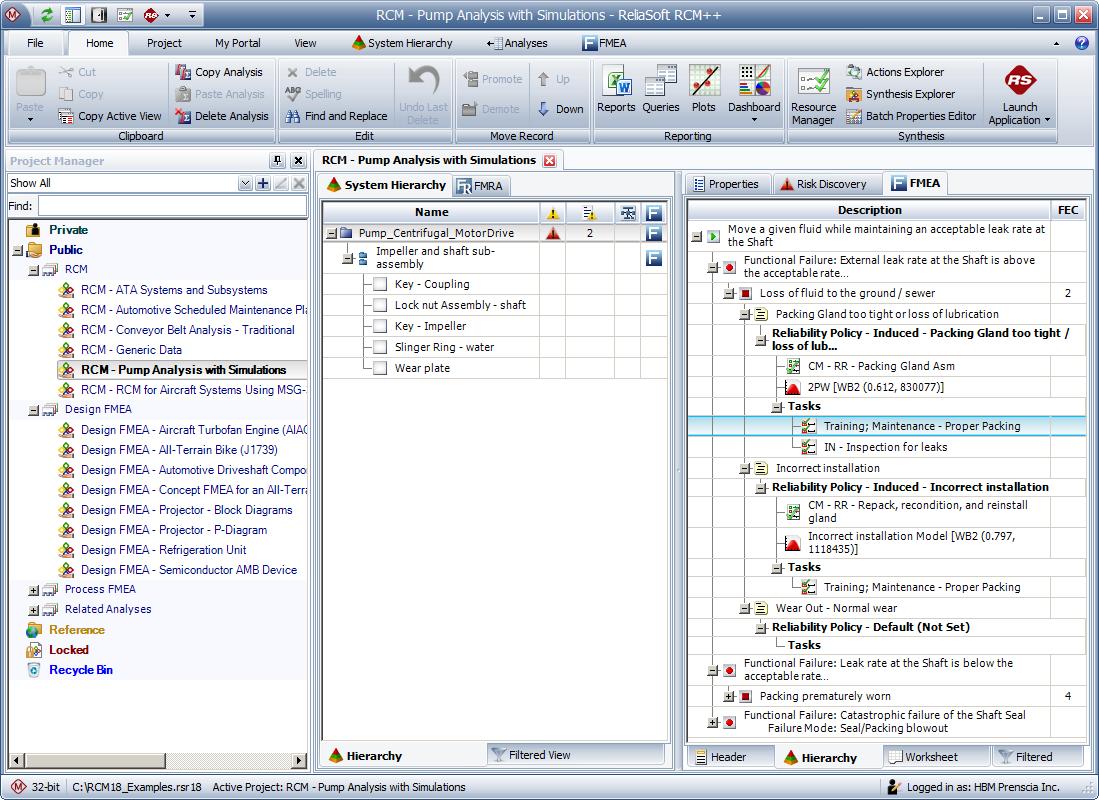 Rcm Reliability Centered Maintenance Reliasoft Msg 3 Logic Diagram